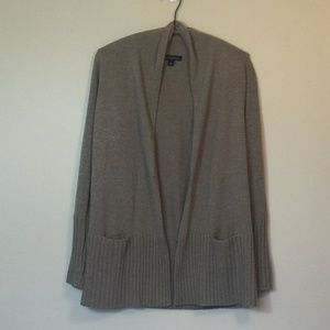 BANANA REPUBLIC Luxury Cashmere Blend Cardigan L